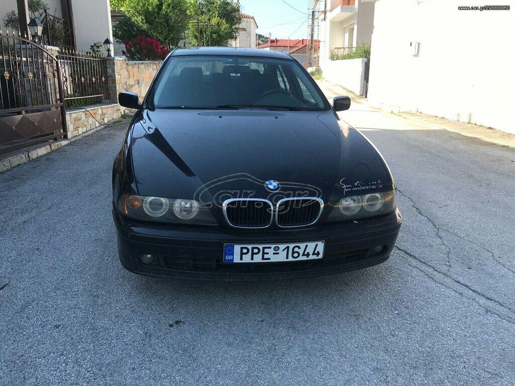 BMW 520 2.2 l. 2002 | 245569 km
