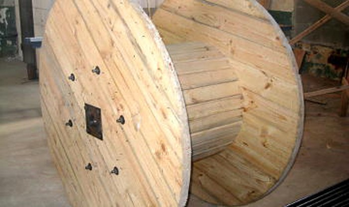 Куплю деревянные и железные барабаны.. Photo 1