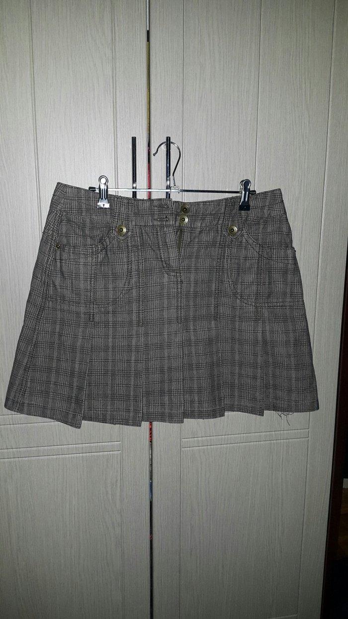 Стильные джинсовые юбки. размер 38-40. Photo 1