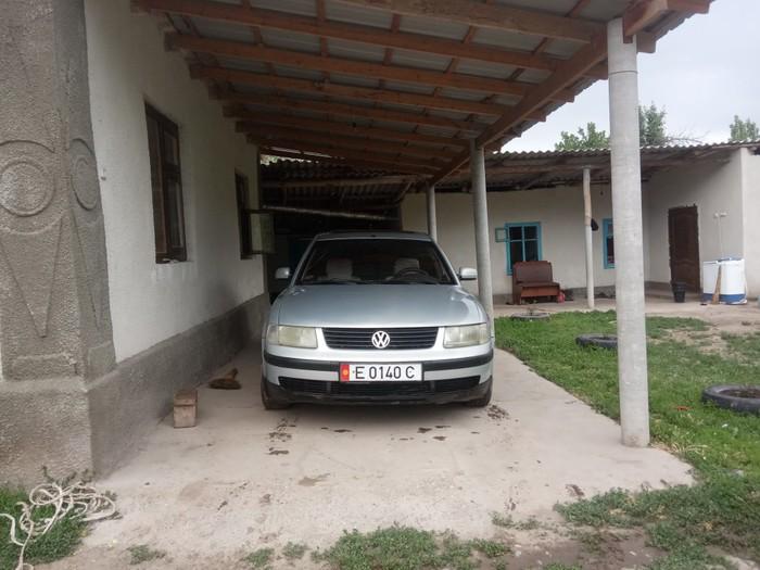 Volkswagen Passat 1997. Photo 3