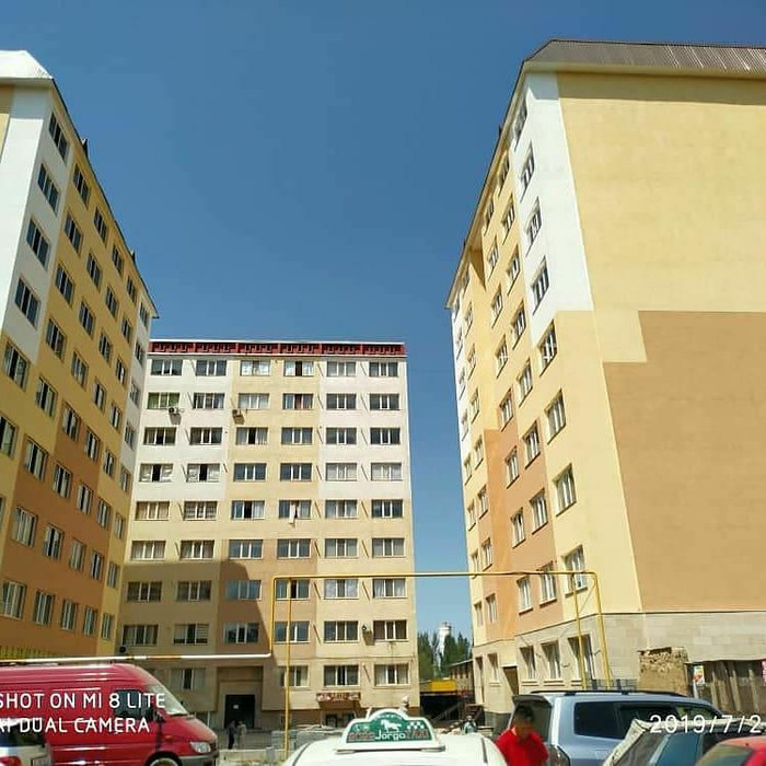 Продается квартира: 1 комната, кв. м., Бишкек. Photo 3