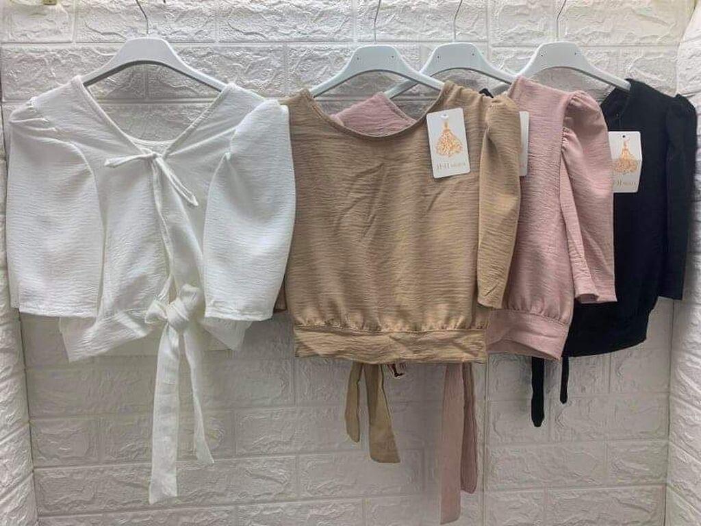 Ženske majice - Sivac: 1500 Italijanska proizvodnja