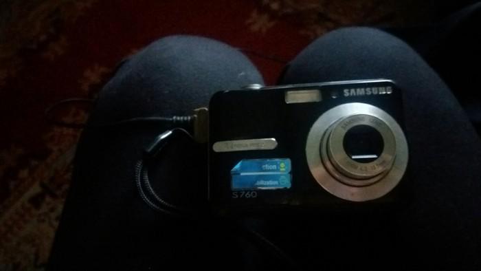 Prodajem parat radi  marka samsug s760,7.2mega pixels. Photo 5