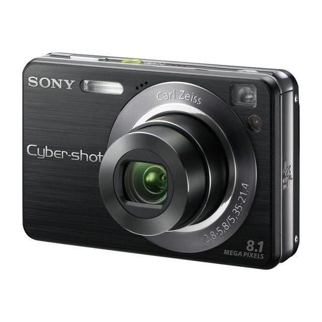 Sony super steady shot dsc-w120. Photo 1