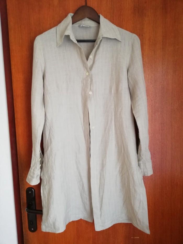 Košulje i bluze - Novi Sad: Prodajem Zara dugu kosulju 38 velicina