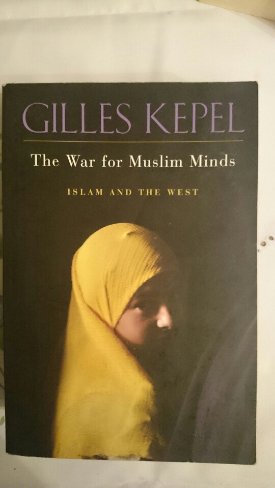 Bakı şəhərində Gilles Kepel - the war for Muslim minds (Islam and the West)