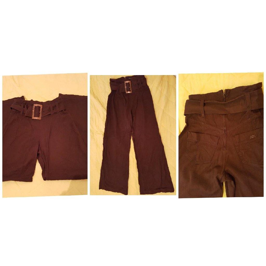 Miss sixty braon pantalone