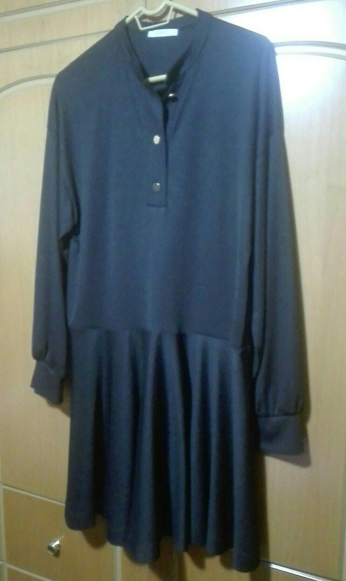 Φόρεμα ζαρα medium πιάνει άνετα και large αφορετο. Photo 1