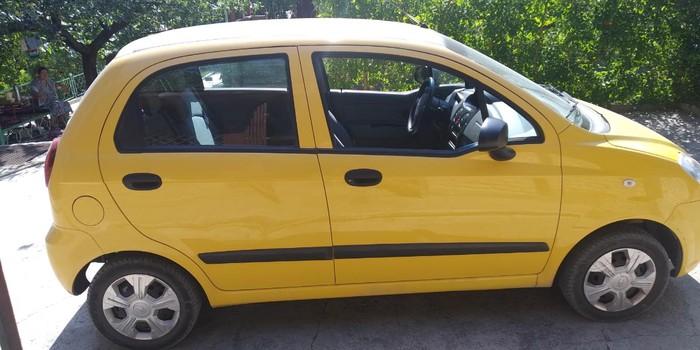 Daewoo Matiz 2008. Photo 1