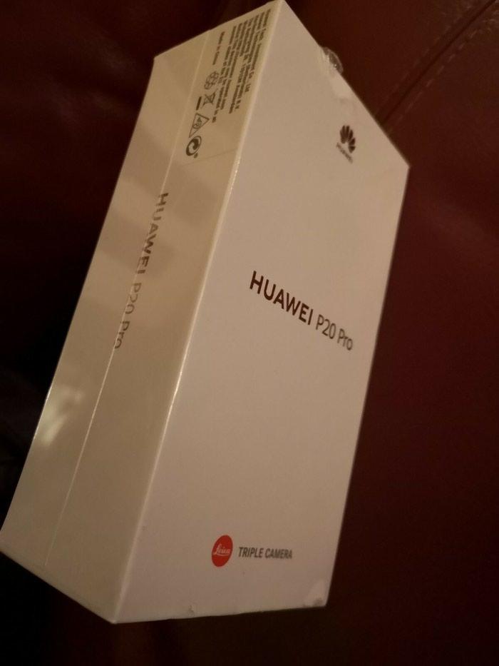 Huawei p20 pro 128gb. Photo 0
