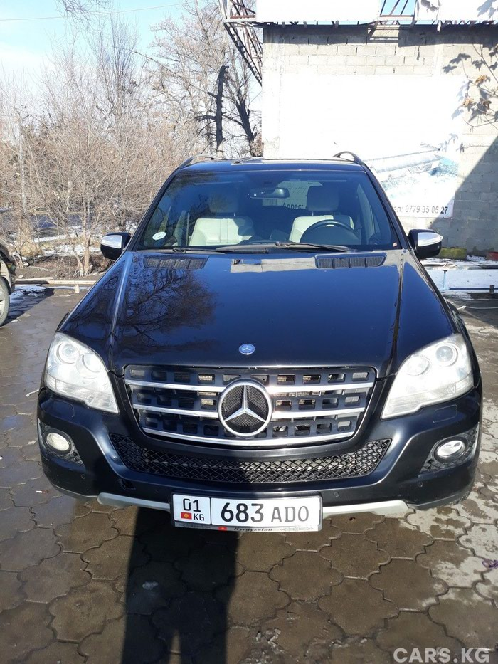 Mercedes-Benz ML 350 2005 в Бишкек