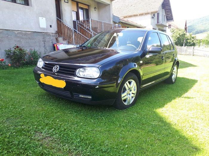Volkswagen Golf 2002. Photo 3
