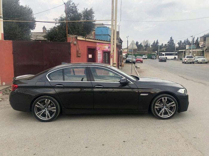 BMW 528 2013. Photo 2