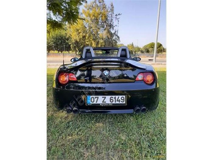 BMW Z4 2003. Photo 0
