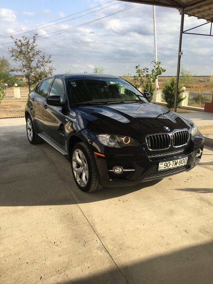 BMW X6 2010. Photo 0