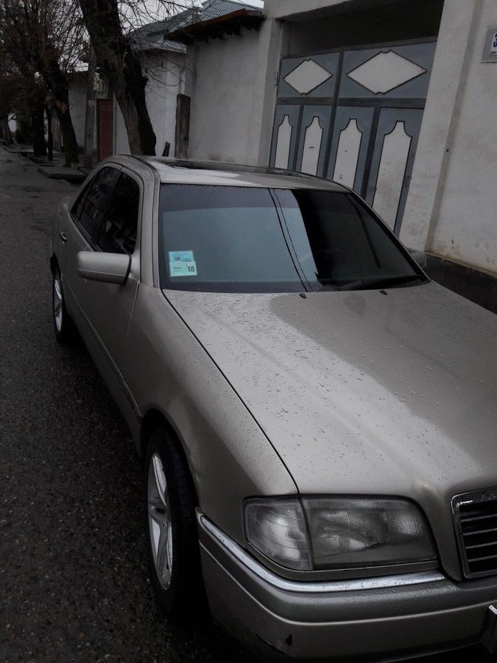Mercedes-Benz C 180 1995. Photo 0