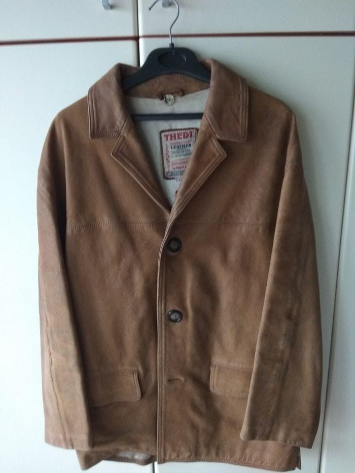 THEDI, δερμάτινο σακάκι, χειροποίητο, γνήσιο, 100% δέρμα, large, από την προσωπική μου καρνταρόμπα