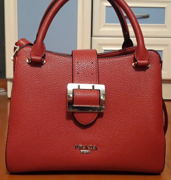 18af0c859a2c Продаю новую сумку Prada, цена заманчивая,1000с за 1000 KGS в ...