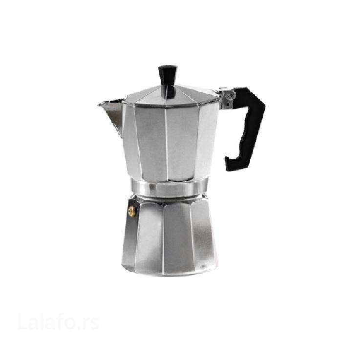 Espresso Pot - Vise VrstaVeoma laka upotreba, aluminijumsko - Nis