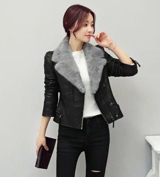 64343f36123d Продажа теплые зимние кожаные куртки только за 6000 KGS в Бишкеке ...