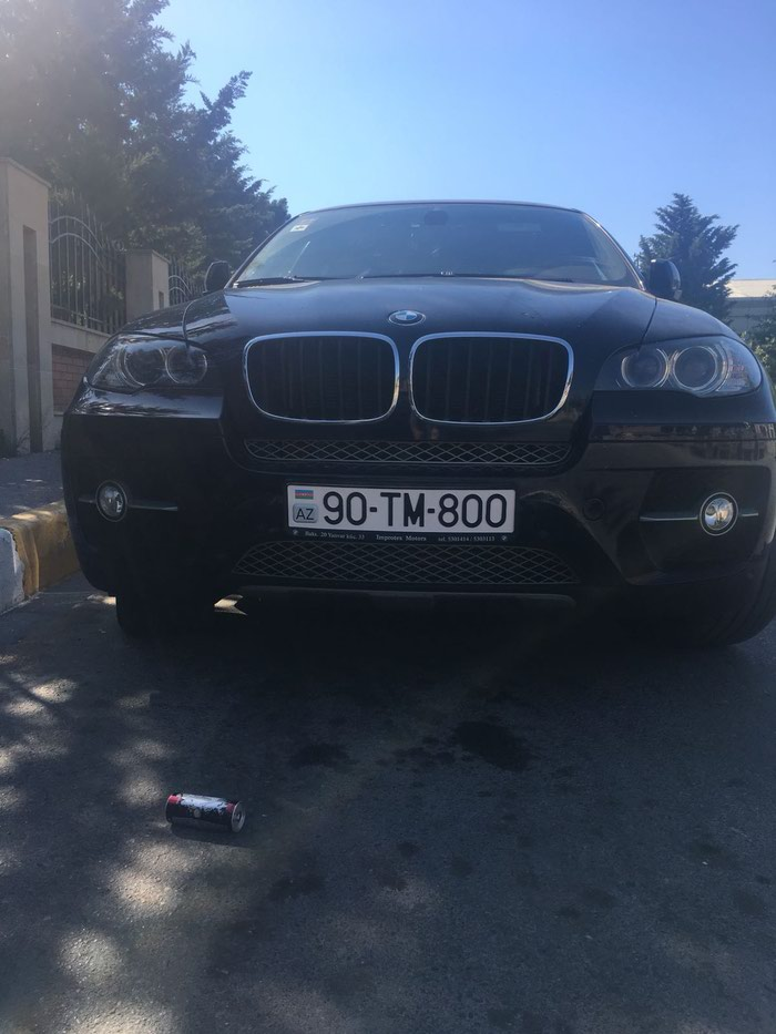 BMW X6 M 2010. Photo 1