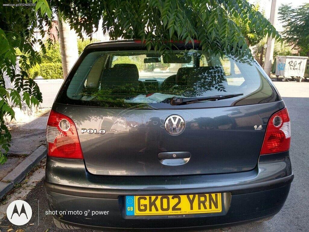 Volkswagen - Νέα Σμύρνη: Volkswagen 1.4 l. 2002   160000 km