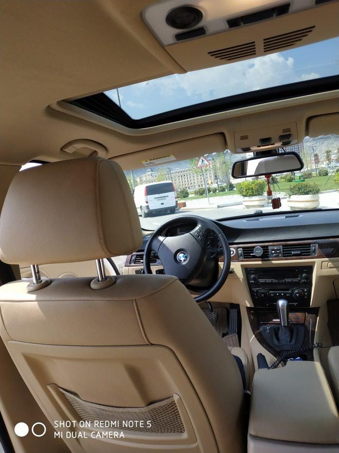 BMW 3 2006. Photo 5