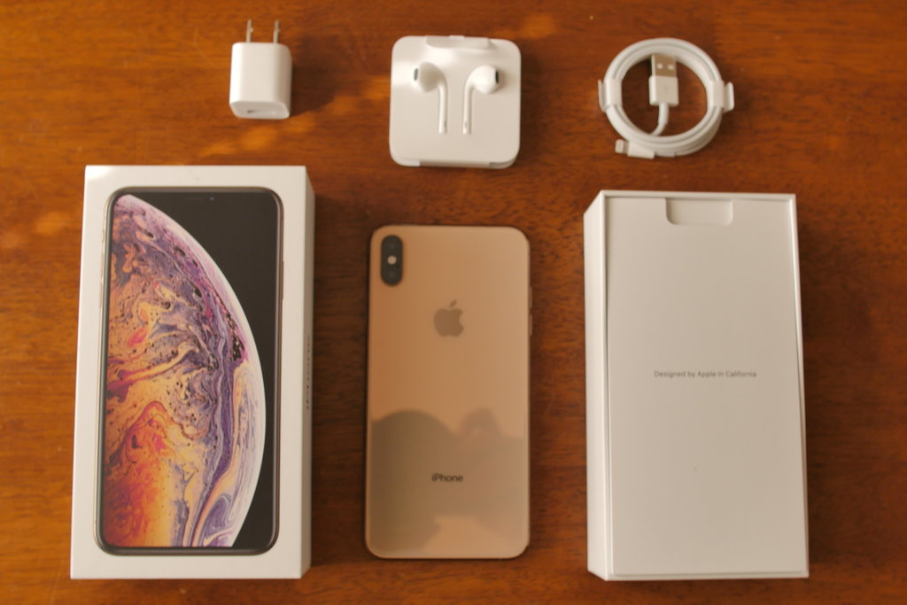 Apple iPhone Xs Max 64Gb Phone