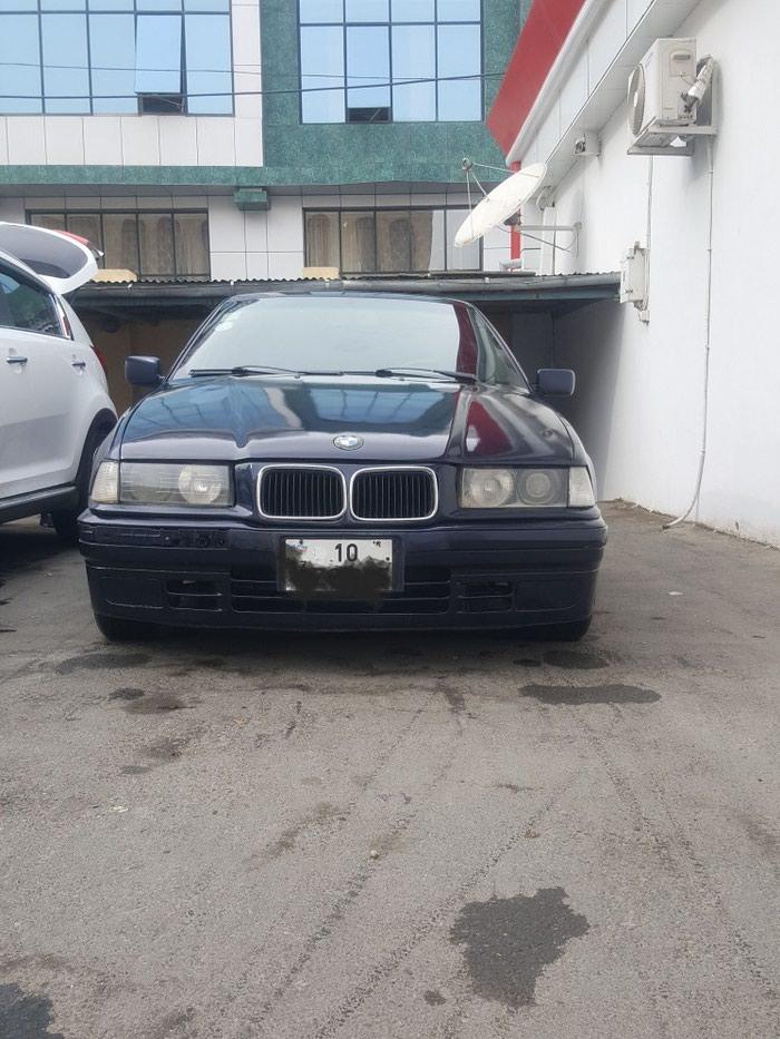BMW 316 1992. Photo 1