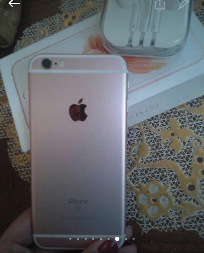 Bakı şəhərində Tecili Satılır!!!  İphone 6s  64gb  yaddaş  rose gold .üzerinde