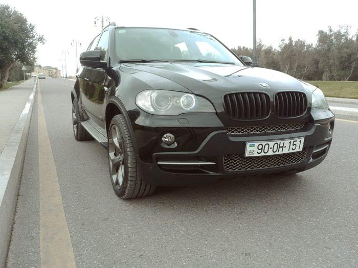 BMW X5 2007. Photo 6
