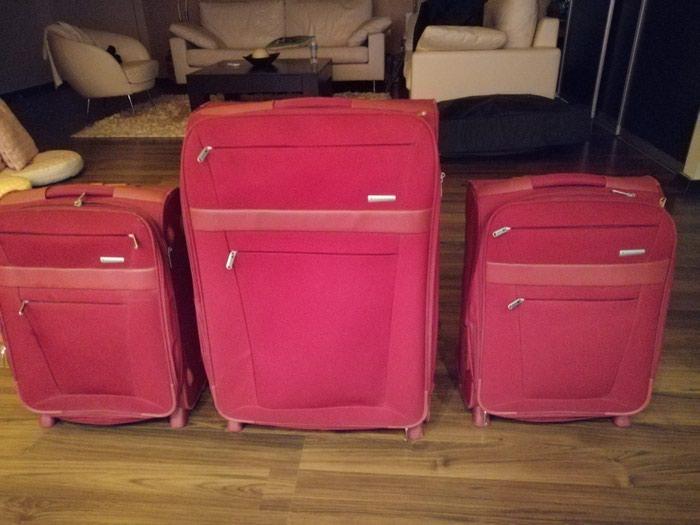 Βαλίτσες DELSEY 3 τεμάχια και ένα σακίδιο hander σε αριστη κατάσταση. . Photo 1