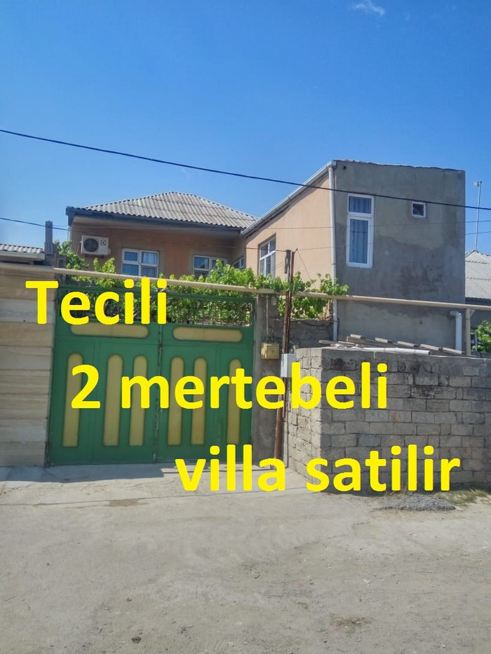 Satış Evlər vasitəçidən: 160 kv. m., 4 otaqlı. Photo 0