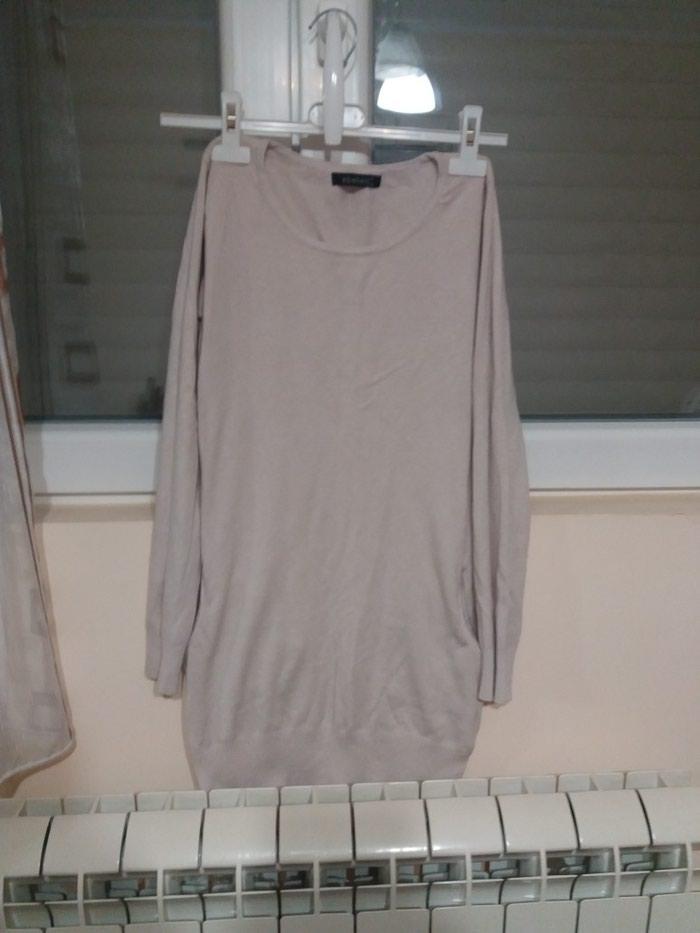 Haljina tunika krem boja - Stara Pazova