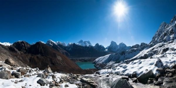 Everest Three Passes Trek is full of adventurous journey and fun. in Kathmandu