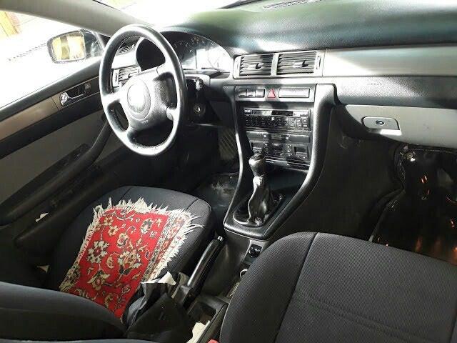Audi A6 2001. Photo 4
