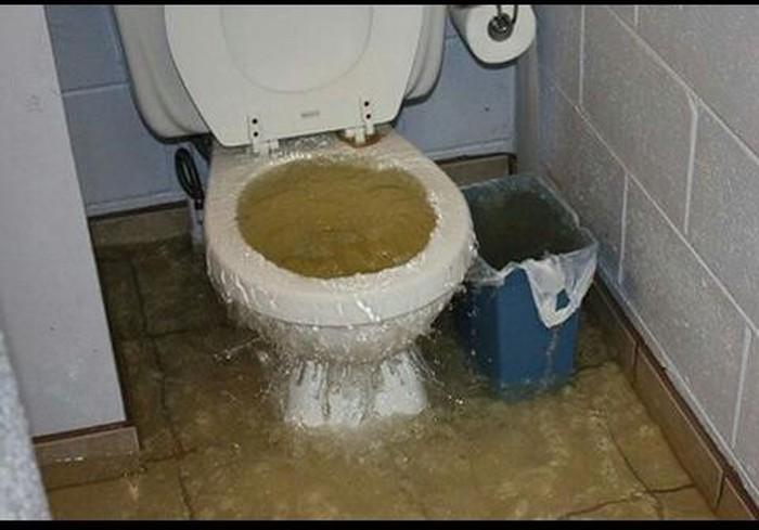 Чистка канализации унитазов. сантехнические работы . . Photo 0