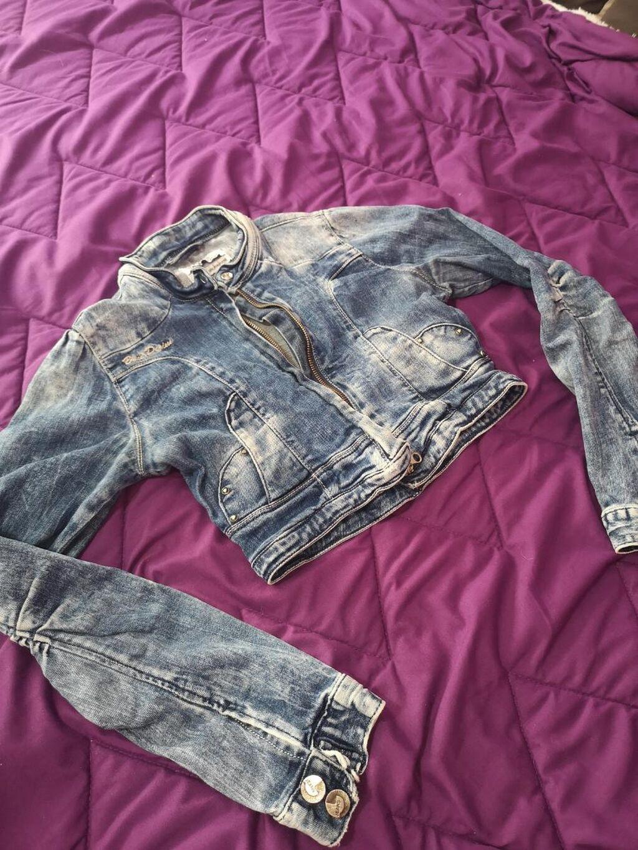 Kratka teksas jaknica bez ostecenja