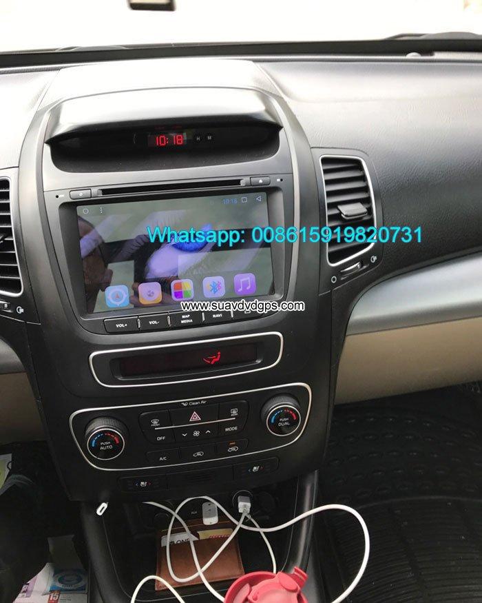Kia Sorento radio GPS android in Kathmandu