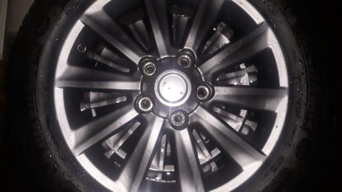 Range Rover disk və təkərlər. Əla vəziyyətdədir.. Photo 1