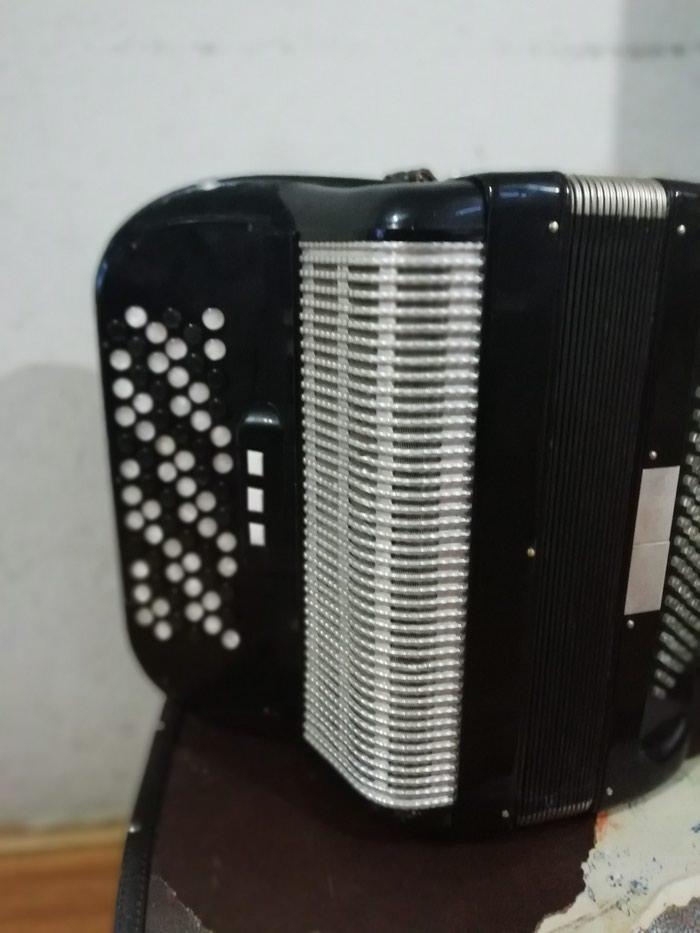 Harmonika Skala 80 basova u ekstra stanje dumetara sa koferom. Photo 4