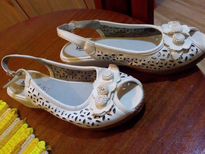 Sandalice prelepe i udobne.vel 37. Photo 1