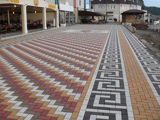 Прессований тротуарный плитка. Photo 8