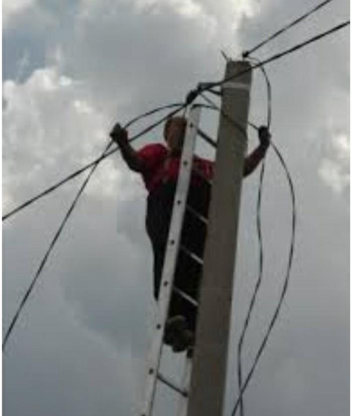Abyom elektirik işləri. Photo 0