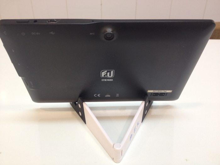 F & U tablet 7' με το φορτιστή του σε Κεντρική Θεσσαλονίκη