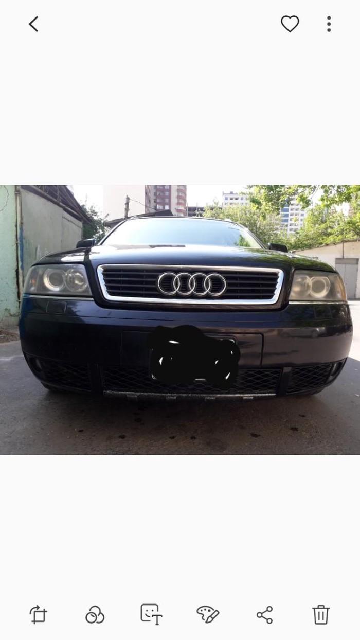 Audi Allroad 2003. Photo 1