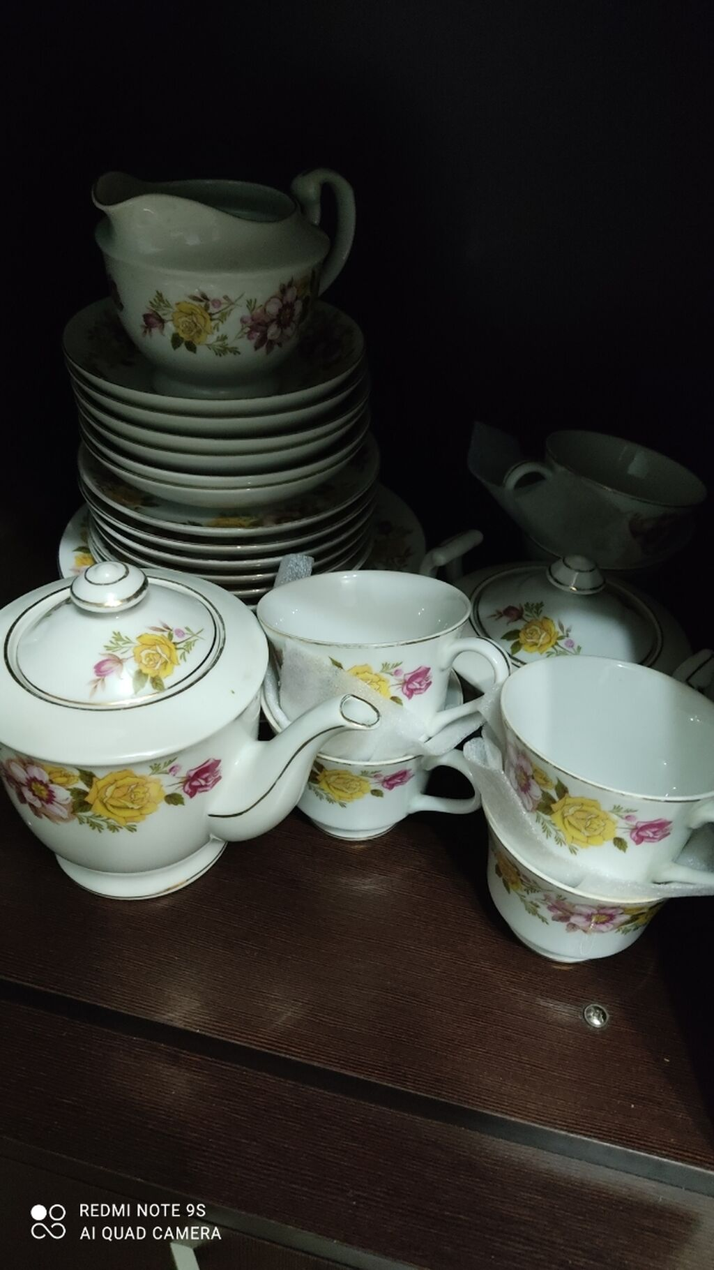 Чайный сервиз Япония: Чайный сервиз Япония