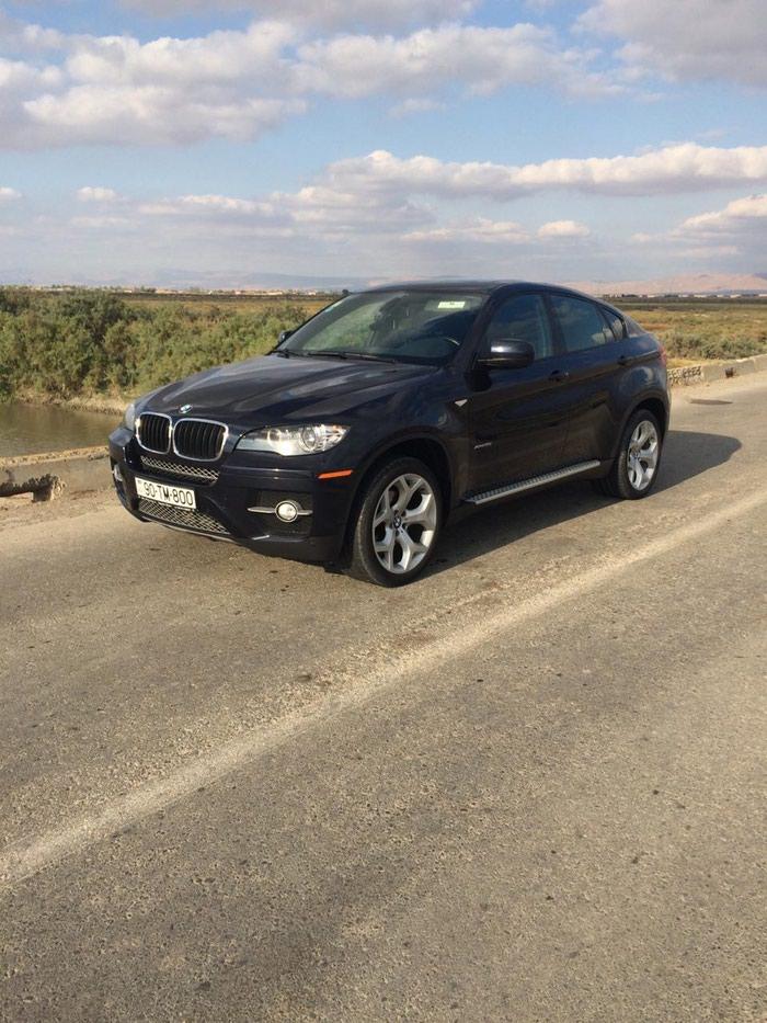 BMW X6 2010. Photo 3