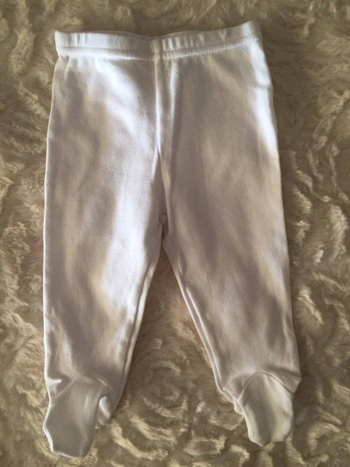 Leggings. 0-3 months. Very good condition. . Photo 2