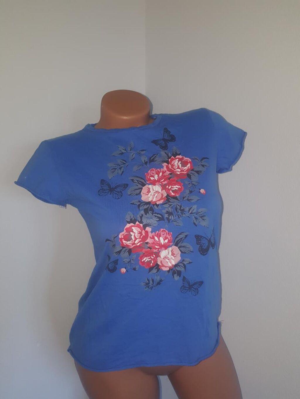 XS S majica iz inostranstva pamuk